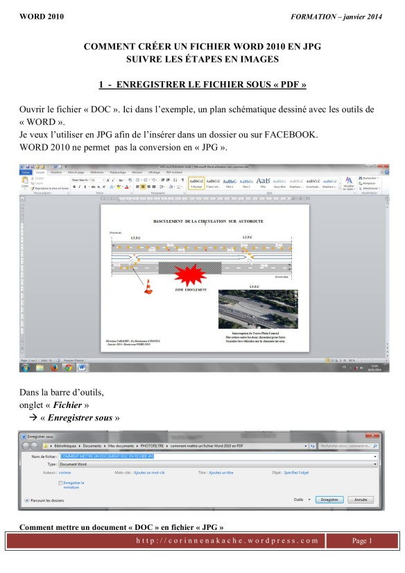 mettre un fichier pdf en jpeg