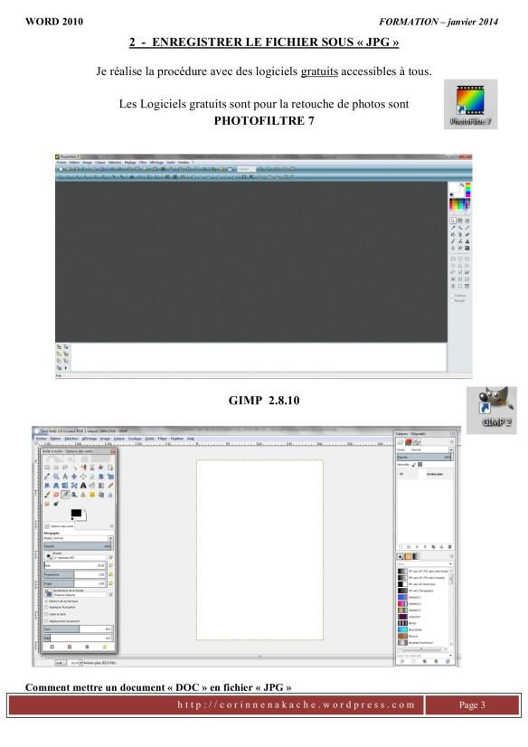 mettre un fichier en pdf